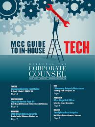 mcc guide to in house tech 2017 the metropolitan corporate counsel