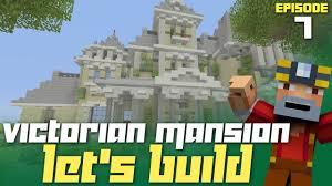Floorplanning by Minecraft Xbox One Let U0027s Build A Victorian Mansion Part 7