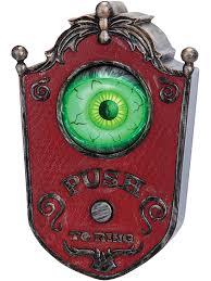 amazon com animated doorbell eyeball toys u0026 games