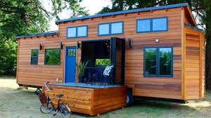 Tiny Home Design The Luxurious Tiny House From Tiny Heirloom Tiny House Design