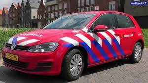volkswagen fire brandweer limburg noord vw golf 7 feuerwehr niederlande