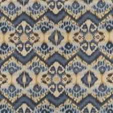 Batik Upholstery Fabric Duncan Range Batik Blue Robert Allen