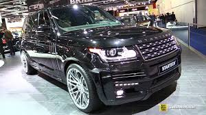 land rover queens 2016 range rover autobiography startech exterior and interior