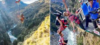 New Zealand Chair Swing Shotover Canyon Swing U0026 Fox Combo Book Now Experience Oz Nz