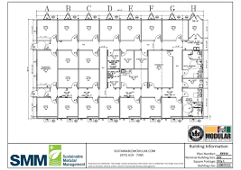 100 floor plan of a commercial building 1300 a 3 rufina