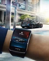bmw u0027s i remote app for samsung gear s wins 2015 ces innovation