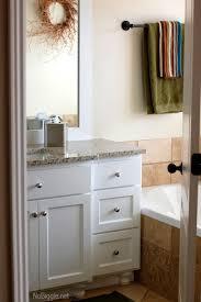Master Bathroom Vanities Master Bathroom Redo Before And After Pics