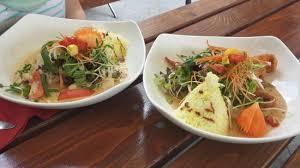 chien cuisine ga xao curry und ga chien xu picture of madami s