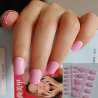 short pink acrylic nails price comparison buy cheapest short