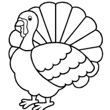 coloring pages of turkeys coloring page of turkey 0 199