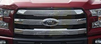 ford f150 chrome grill inserts custom look great prices