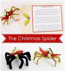 The Christmas Spider Diy Free Poem Printable Spider Poem