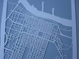 Savannah Map Map Lovin U0027