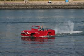 amphibious jeep wrangler carscoop watercar gator an amphibious vw beetle based jeep