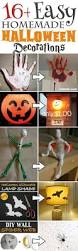 Halloween Decor Home by 16 Easy But Awesome Homemade Halloween Decorations With Photo