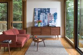 Midcentury Modern Colors - ways mid century modern furniture can liven up your modern decor