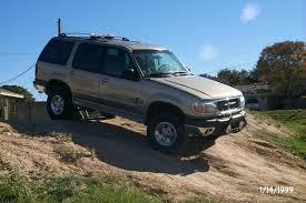 2000 ford explorer lift 2000exp 2000 ford explorer specs photos modification info at