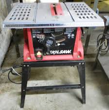 Bench Top Table Saws Skilsaw Mod 3310 10