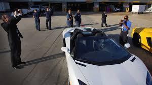 lamborghini aventador mileage per liter lamborghini aventador convertible stands out even without 217 mph