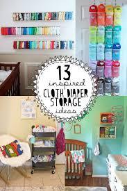 Storage Ideas Best 10 Diaper Storage Ideas On Pinterest Diaper Organization