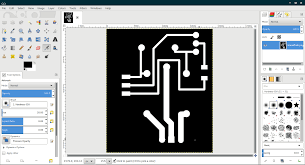 gimp design week 02 computer aided design easwaran fabacademy 2016