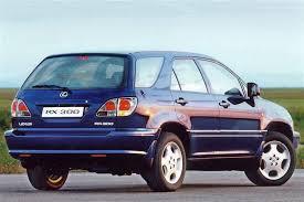 pictures of 2000 lexus rx300 lexus rx 300 2000 2003 used car review car review rac drive