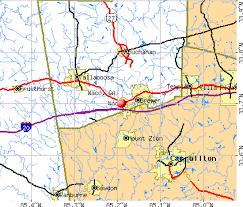 waco map waco ga 30110 profile population maps estate