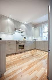 Painted Kitchen Cabinets Colors by Best 25 Light Gray Cabinets Ideas On Pinterest Gray Kitchen
