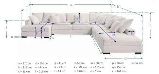 dimensions canapé test avis canapé d angle 7 places loft de maisons du monde