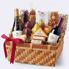 gourmet basket gourmet basket garden of kisses