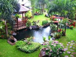 Backyard Pond Ideas With Waterfall Backyard Koi Pond Waterfall Backyard Koi Pond Kits Backyard Fish