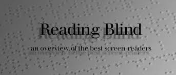 Book Reader For Blind The Best Screen Readers For The Visually Impaired