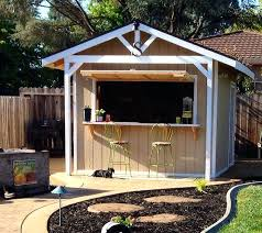 Backyard Bar Ideas Building A Backyard Bar Brilliant Backyard Bar Ideas Garden Design