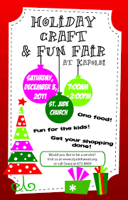 craft fair information