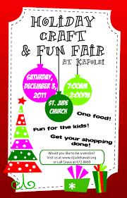 craft fair information