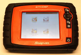 snap on ethos scanner manual
