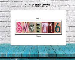 sweet 16 sign in book sweet 16 guest book sweet sixteen signing print birthday