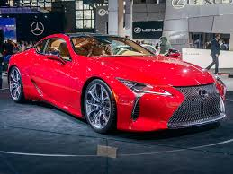 new lexus hybrid coupe this is the future of lexus business insider