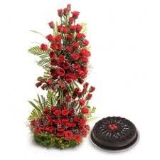 sending flowers online flowers and cake delivery to delhi send flowers online in delhi