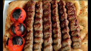cuisine kebab afghan kabab recipe how to afghani kabab koobideh