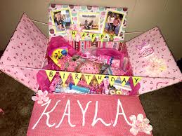 birthday care package birthday gift ideas for best friend collections best friend
