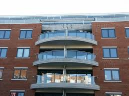 curved balconies streatham london balcony systems