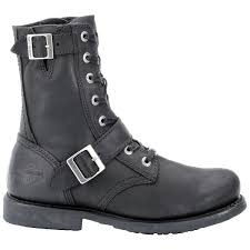 harley motorcycle boots harley davidson mens ranger leather boots black