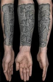 Most Creative Tattoo Ideas 145 Innovative Biomechanical Tattoos Meanings 2017 Collection
