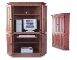 Small Corner Computer Armoire Computer Armoire Ikea Full Size Of Elegant Modern Solid Wood