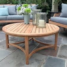 Country Outdoor Furniture by Patio Coffee Table Round U2013 Smashingplates Us
