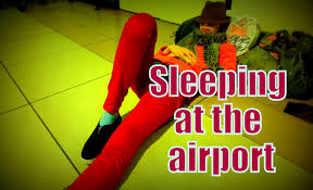 sleeping on the floor at kuala lumpur international airport low