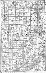 Michigan Township Map by Climbing My Family Tree 52 Ancestors 21 Owen James Henn 1878