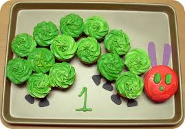 pieces by polly very hungry caterpillar cupcake cake tutorial
