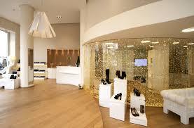 decoration de luxe rénovation boutique luxe de chaussures casablanca maroc projet